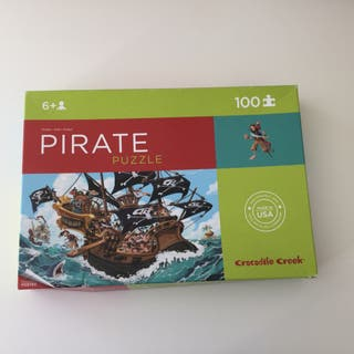 Puzle piratas