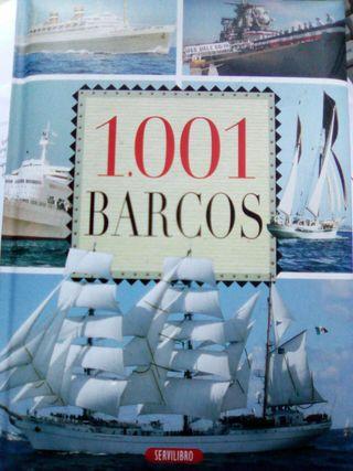 Libro de barcos 1001 barcos