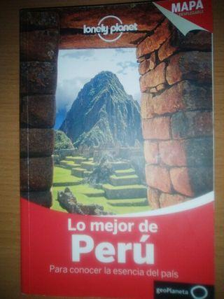 Lo mejor de Perú. GUÍA