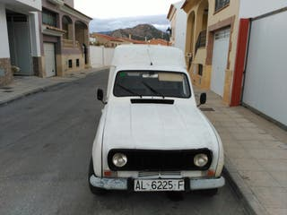 Renault 4l f6