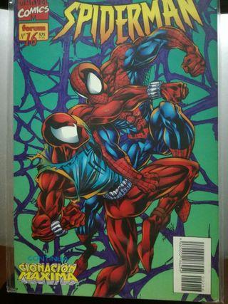 Spiderman vol.2 16 y 17