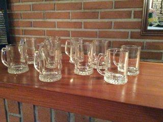 Jarras Cerveza, 15 unidades