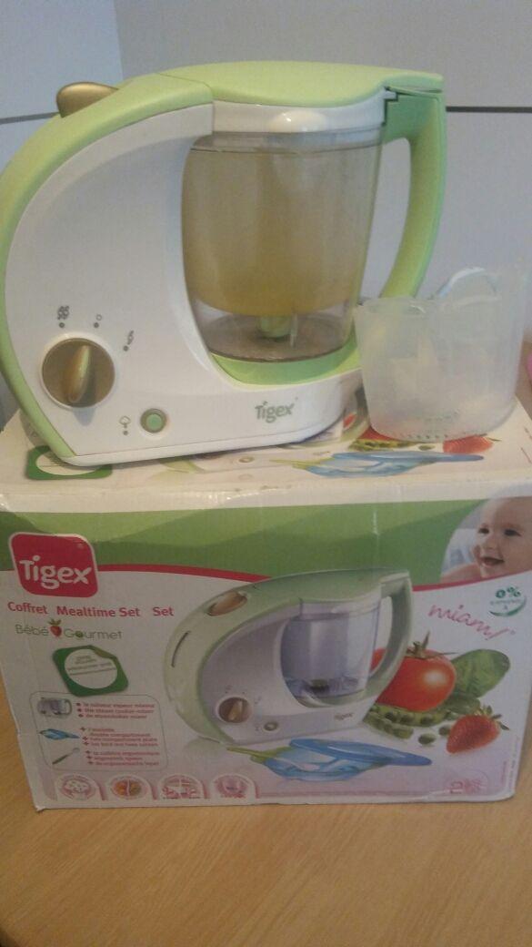 Robot de cocina infantil Tigex