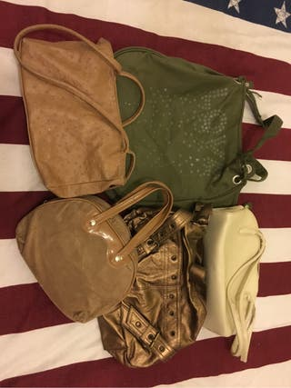 Lote bolsos