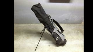 Bolsa de golf boomerang con tripode