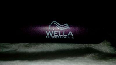 Plancha pelo Wella