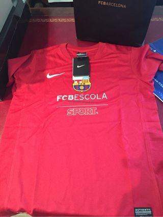 Camiseta infantil Barça