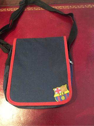 Mochila Barça bandolera