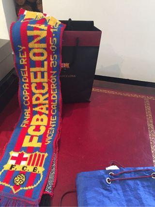 Bufanda Barça