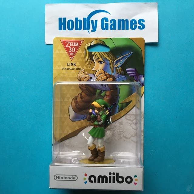 Amiibo Zelda 30 Th Nuevo