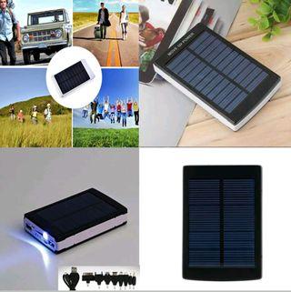Cargador Solar 30.000 mah nuevo