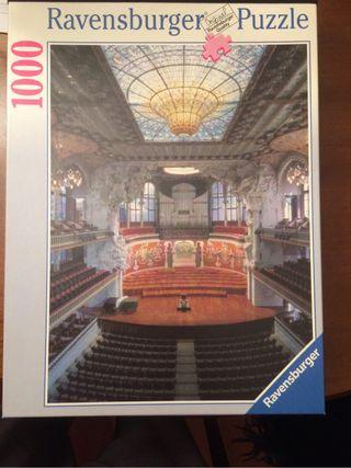 Puzzle: Palau de la música de Barcelona