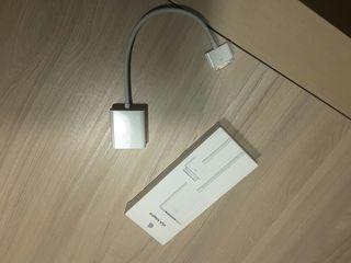 Ipad / Apple adaptador VGA