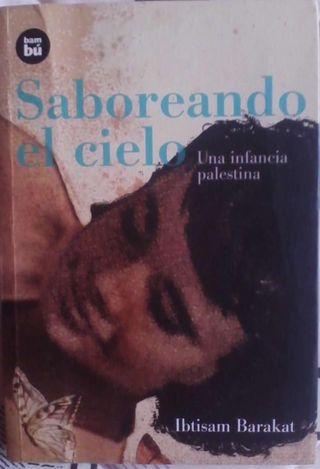 """Libro """"Saboreando el cielo"""""""