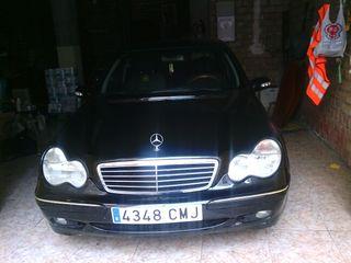 Mercedes c180 gasolina automático