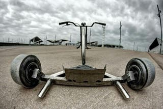 Drift trike H.D.BIkERS.