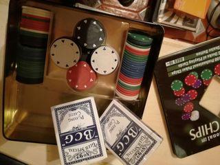 Juego de pocker amateur