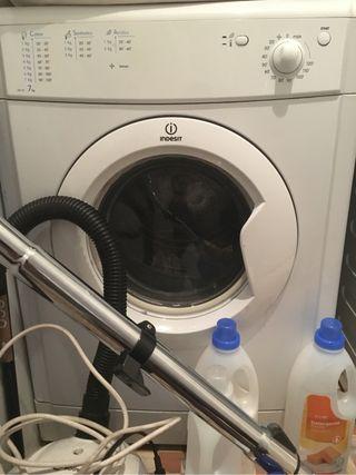 Lavadora y secadora seminuevas con garantia