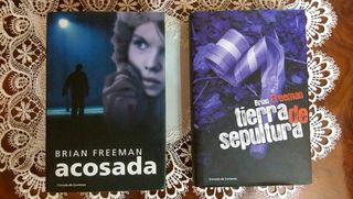 Pack Novela Negra Brian Freeman