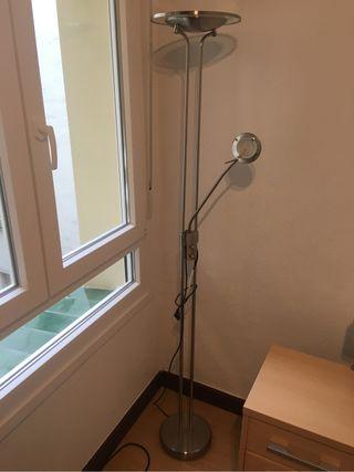 2 lampara de pie