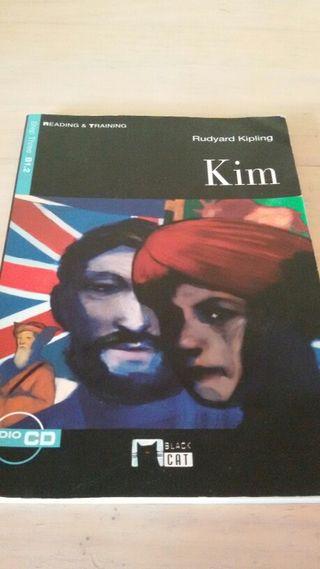Kim. Rudyard Kipling.
