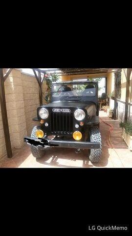 Jeep willys CJ3b