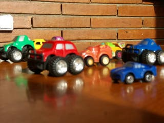 Mini coches buggies