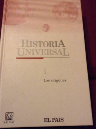 Historia Universal, Los Origenes