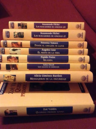 Pack 8 Libros