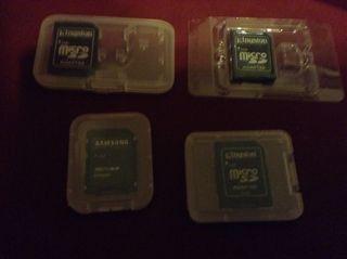 Adaptadores Tarjetas SD a microSD