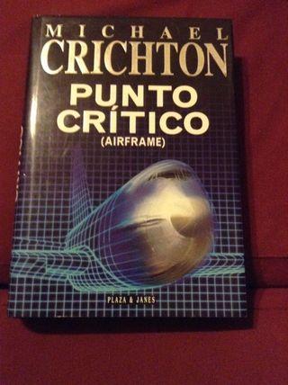 Punto Critico, Michael Crichton