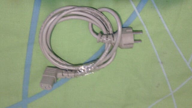 cable power color claro