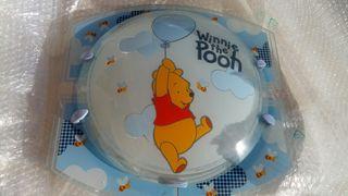 Luz techo winnie the pooh
