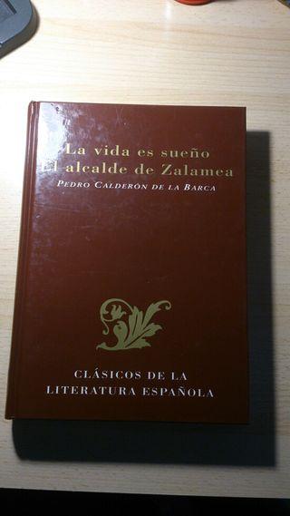 Libro de obras clásicas