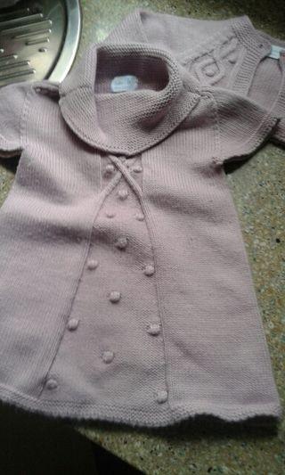 Conjunto d lana