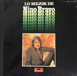 Disco vinilo - Nino Bravo