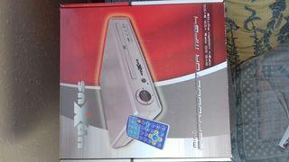 Mini reproductor dvd nuevo