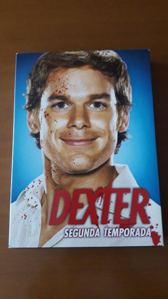 Dexter segunda temporada en DVD de segunda mano por 13 € en ...