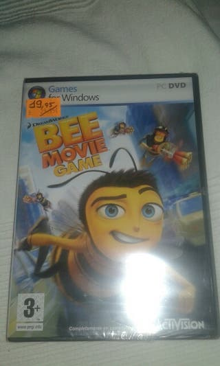 Bee movie pc. Nuevo y precintado