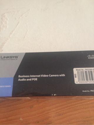 Camara Video Vigilancia Cisco