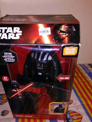 Muñeco de star wars interactivo