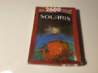 Solaris - ATARI 2600 - PRECINTADO!