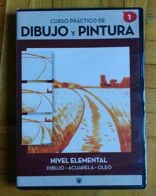 Curso Dibujo y Pintura en DVD