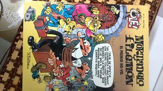 Comic Mortadelo y Filimon