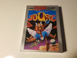 Joust - ATARI 7800 - PRECINTADO!