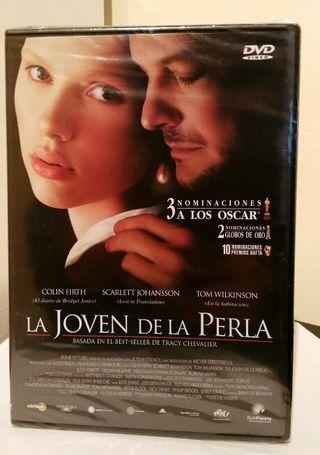 LA JOVEN DE LA PERLA DVD
