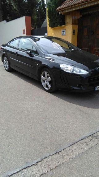 Vendo coche 407 coupe