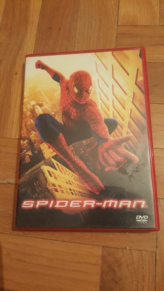 Dvd spiderman