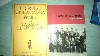 Libros de lectura ESO/Bachillerato