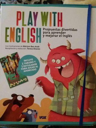 Libro juegos ingles